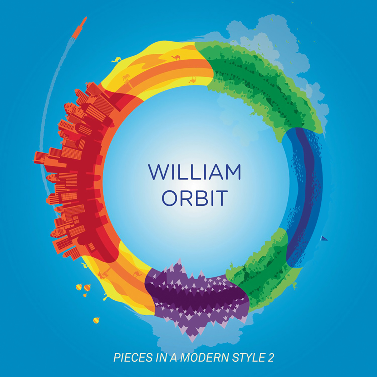 William Orbit, Pieces in a Modern Style 2