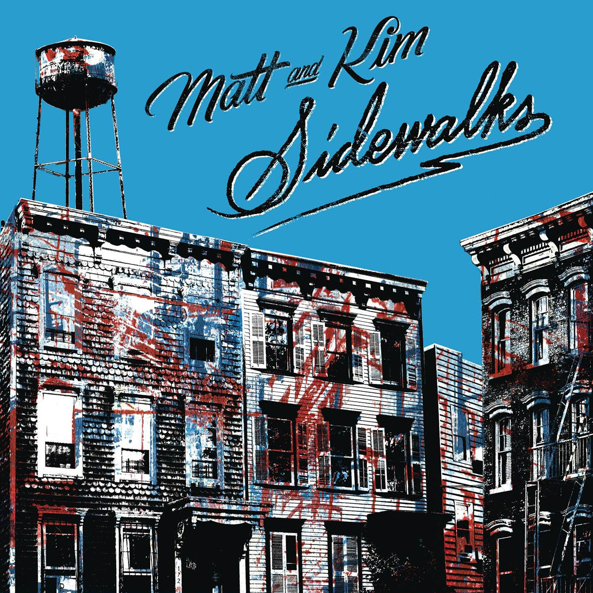Matt and Kim, Sidewalks