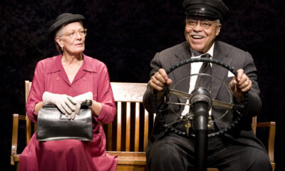 Star Turns: Vanessa Redgrave and James Earl Jones in Driving Miss Daisy and Jan Maxwell in Wings