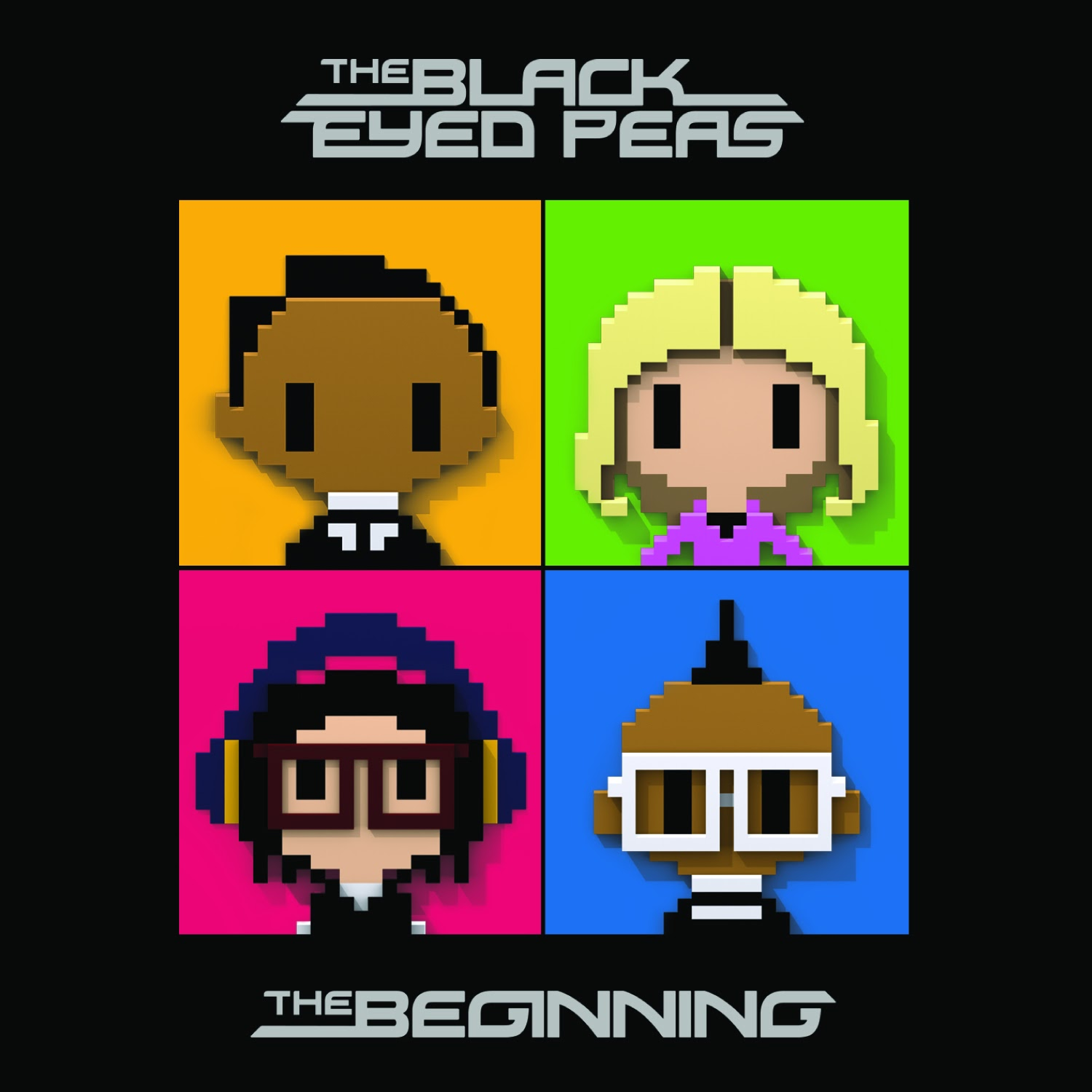 The Black Eyed Peas, The Beginning