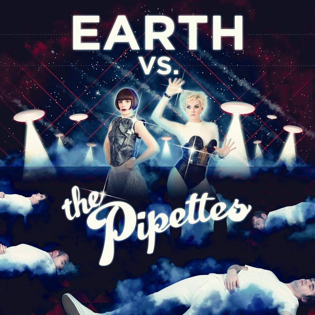 The Pipettes, Earth vs. the Pipettes