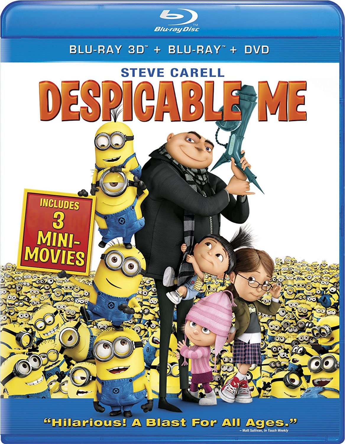 04f3140aa28 Blu-ray Review: Despicable Me - Slant Magazine