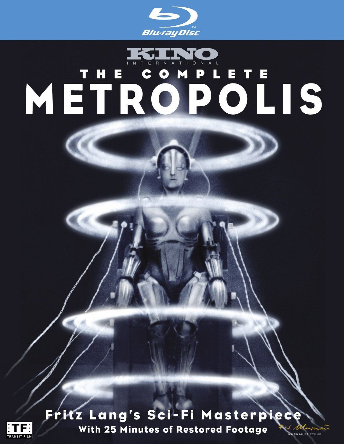 Review: Fritz Lang's Metropolis on Kino Lorber Blu-ray
