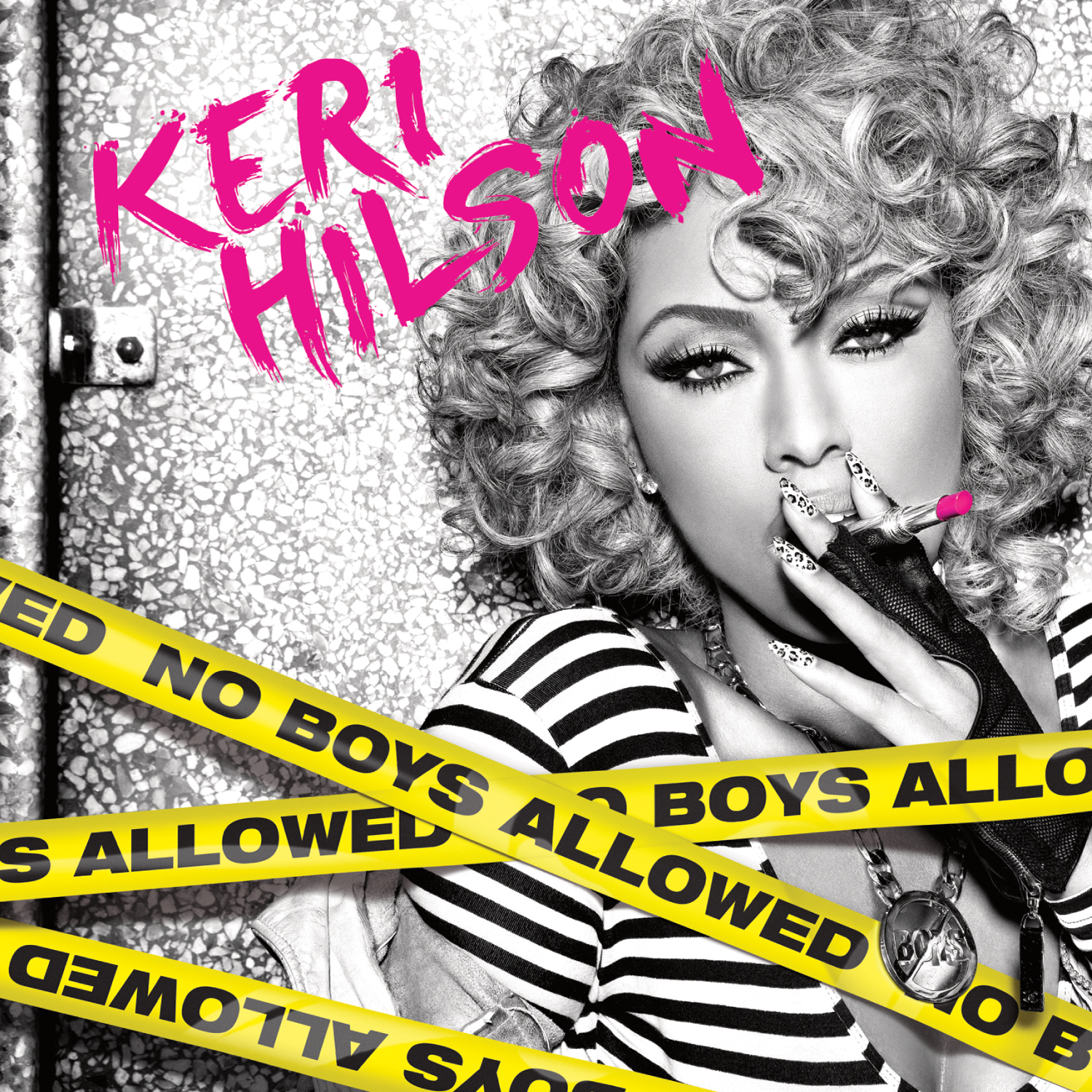 Keri Hilson, No Boys Allowed