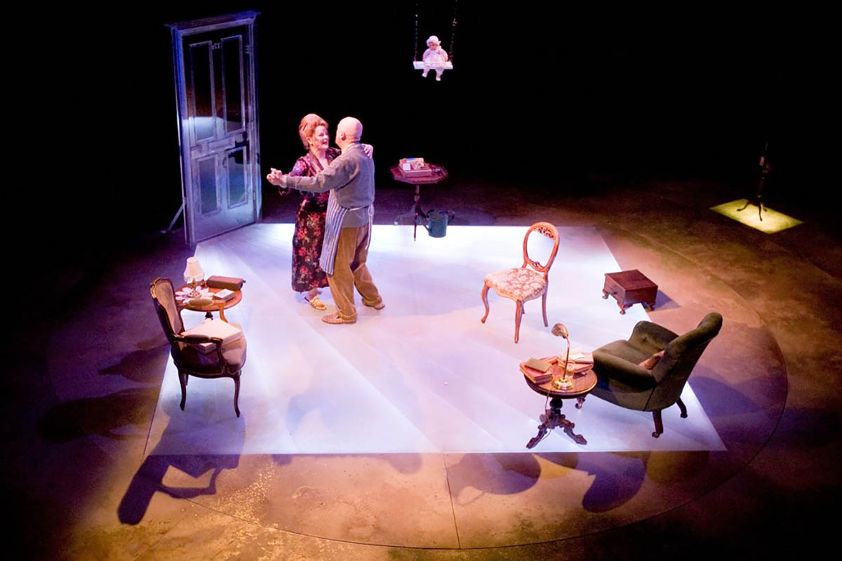 Haunted at 59E59 Theaters