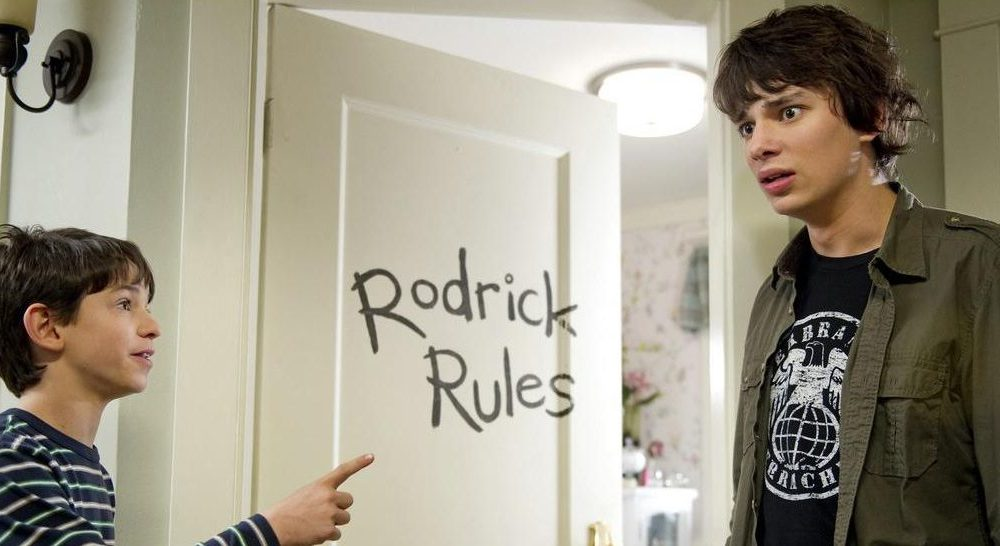 Review Diary Of A Wimpy Kid Rodrick Rules Slant Magazine