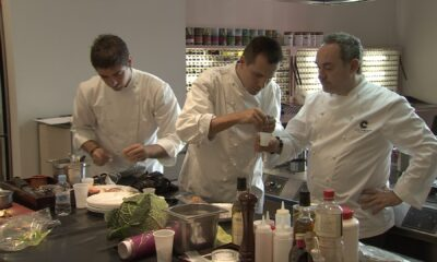 SXSW 2011: El Bulli: Cooking in Progress and Insidious