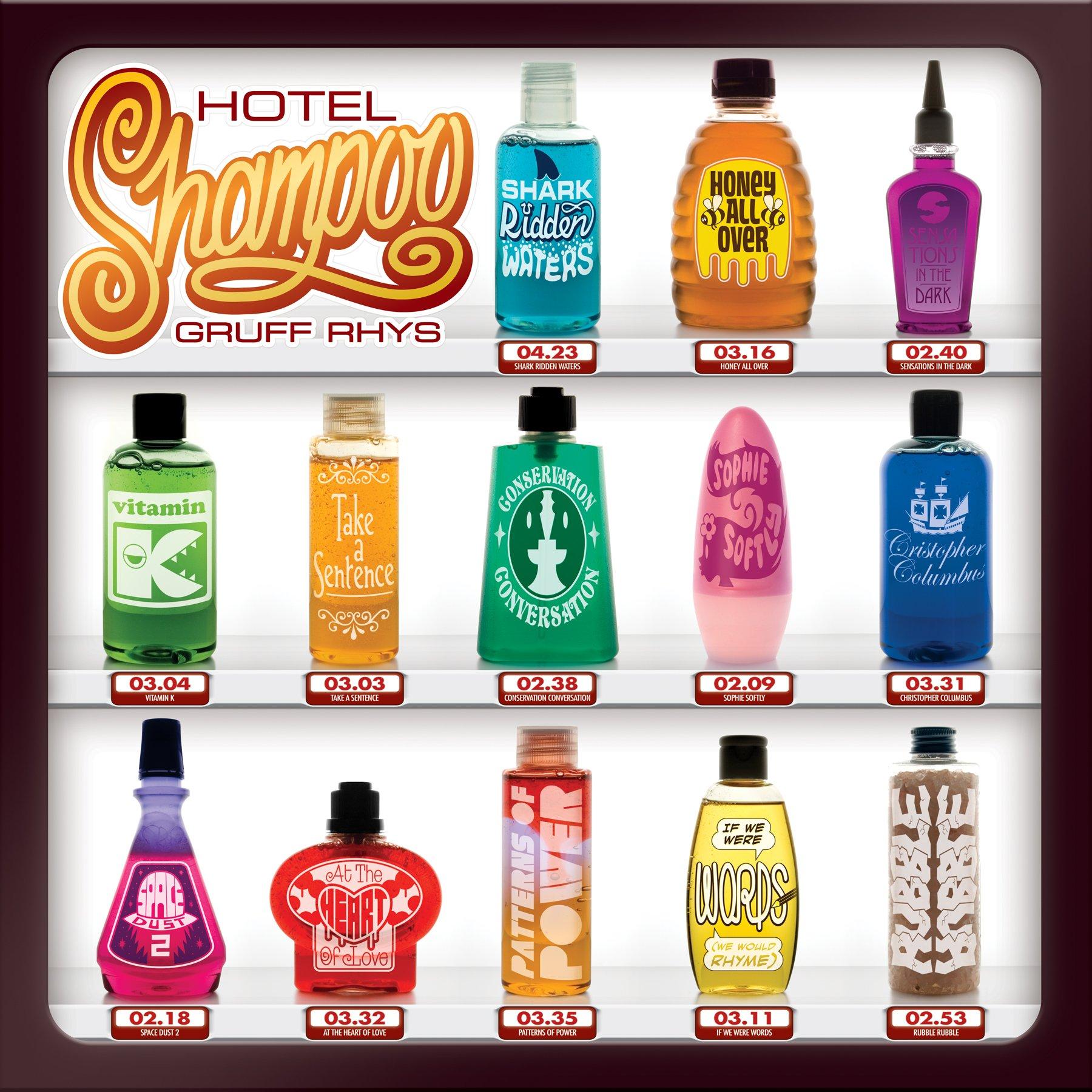 Gruff Rhys, Hotel Shampoo