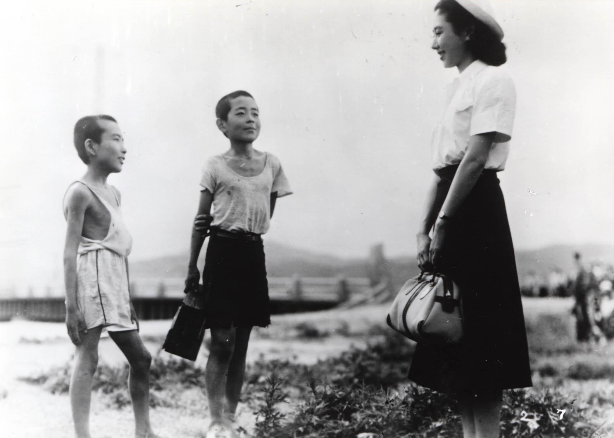 Kaneto Shindō's Children of Hiroshima at BAM