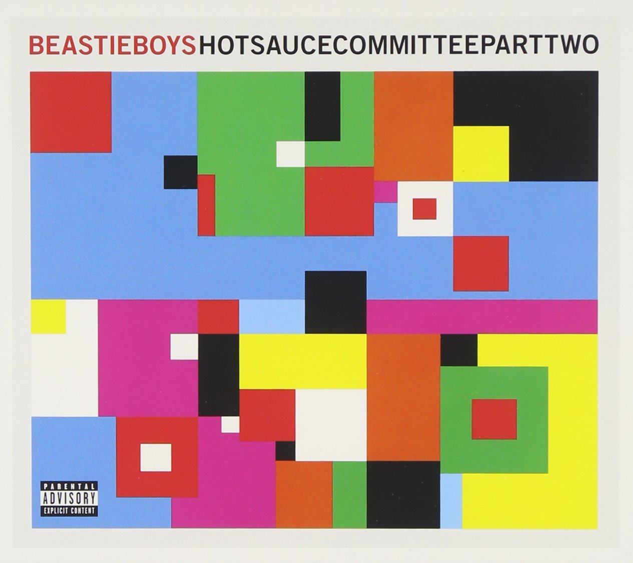 Beastie Boys, Hot Sauce Committee Part Two