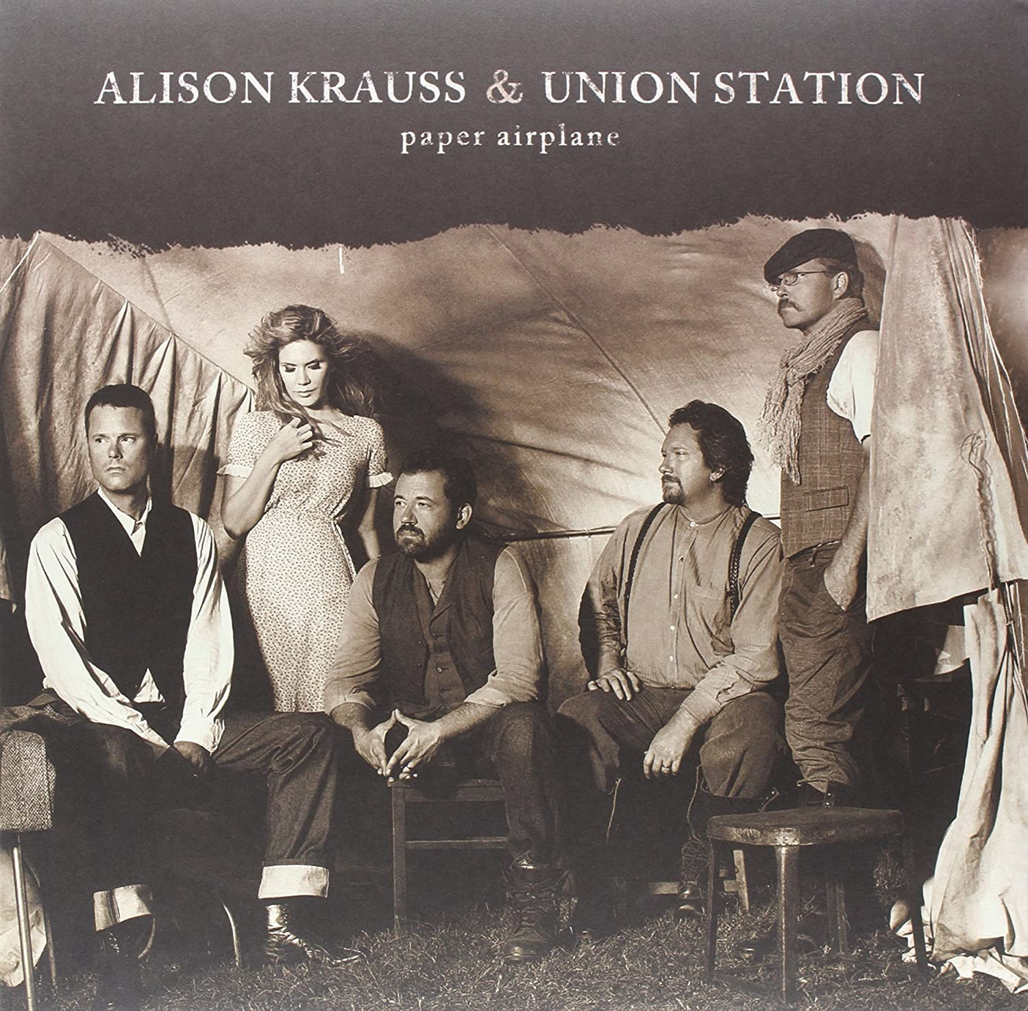 Alison Krauss & Union Station, Paper Airplane