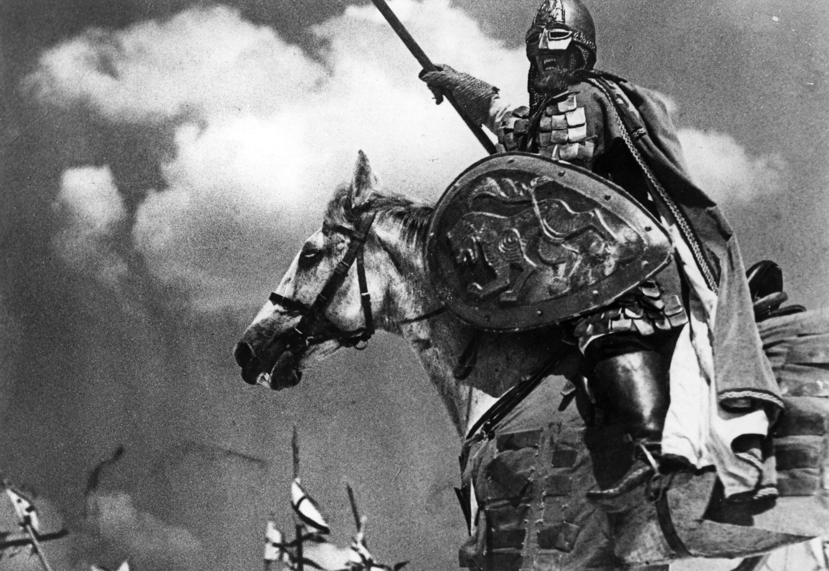 Eisenstein and Prokofiev's Sounds of War