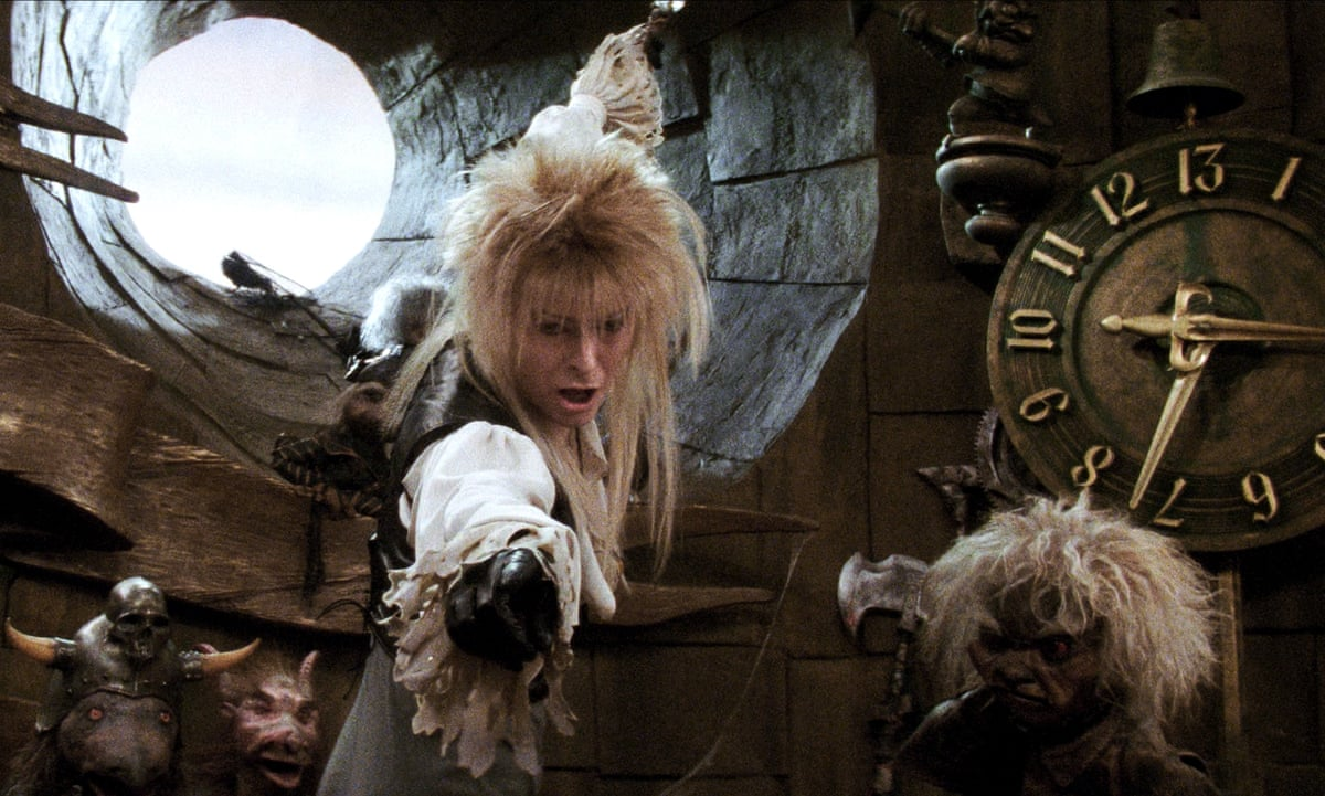 Summer of '86: Maybe I'm Amazed: Labyrinth