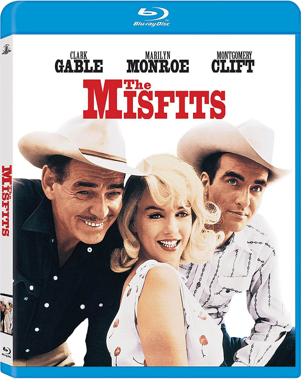 826daca5e59 Blu-ray Review  The Misfits - Slant Magazine