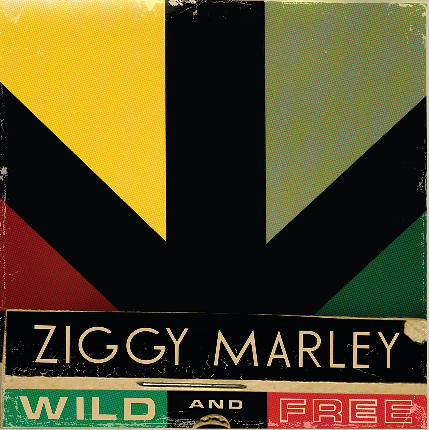 Ziggy Marley, Wild and Free