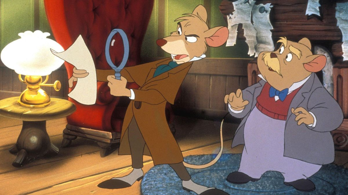 Summer of '86: The Great Mouse Detective