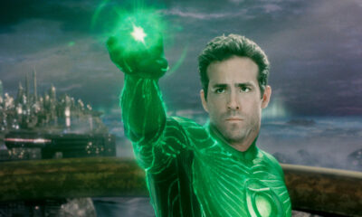 Down with the Sickness: In Defense of Green Lantern