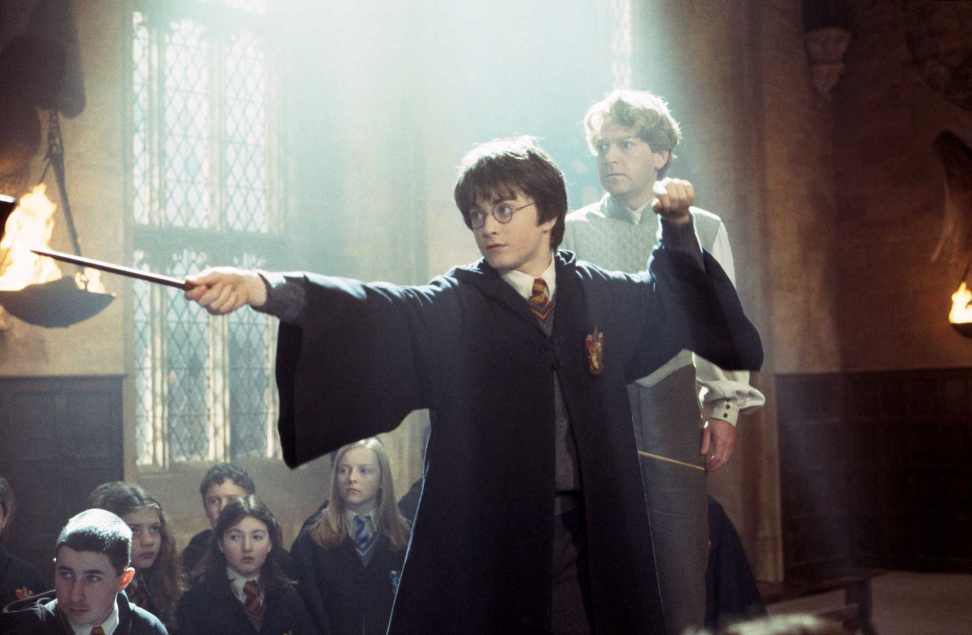 Week with a Wizard, Day 2: Harry Potter and the Chamber of Secrets