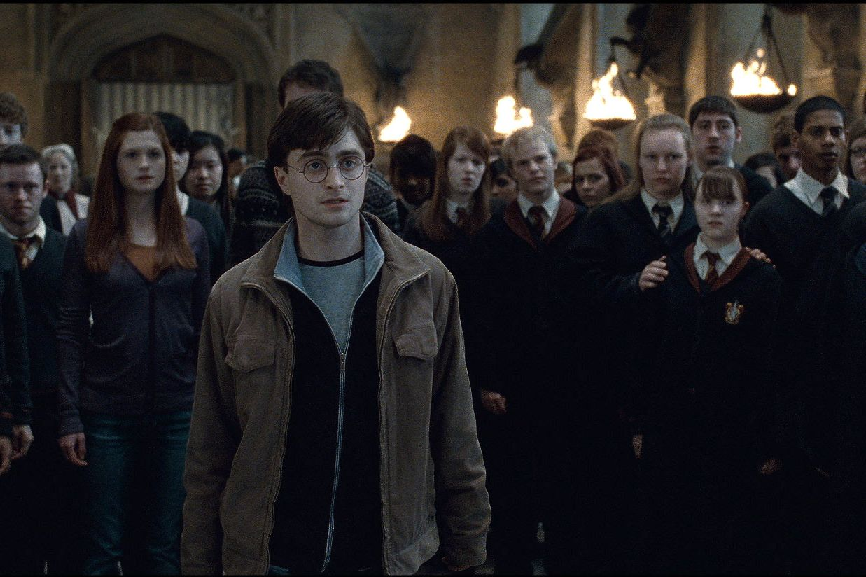 Week with a Wizard, Day 8: Harry Potter and the Deathly Hallows: Part 2