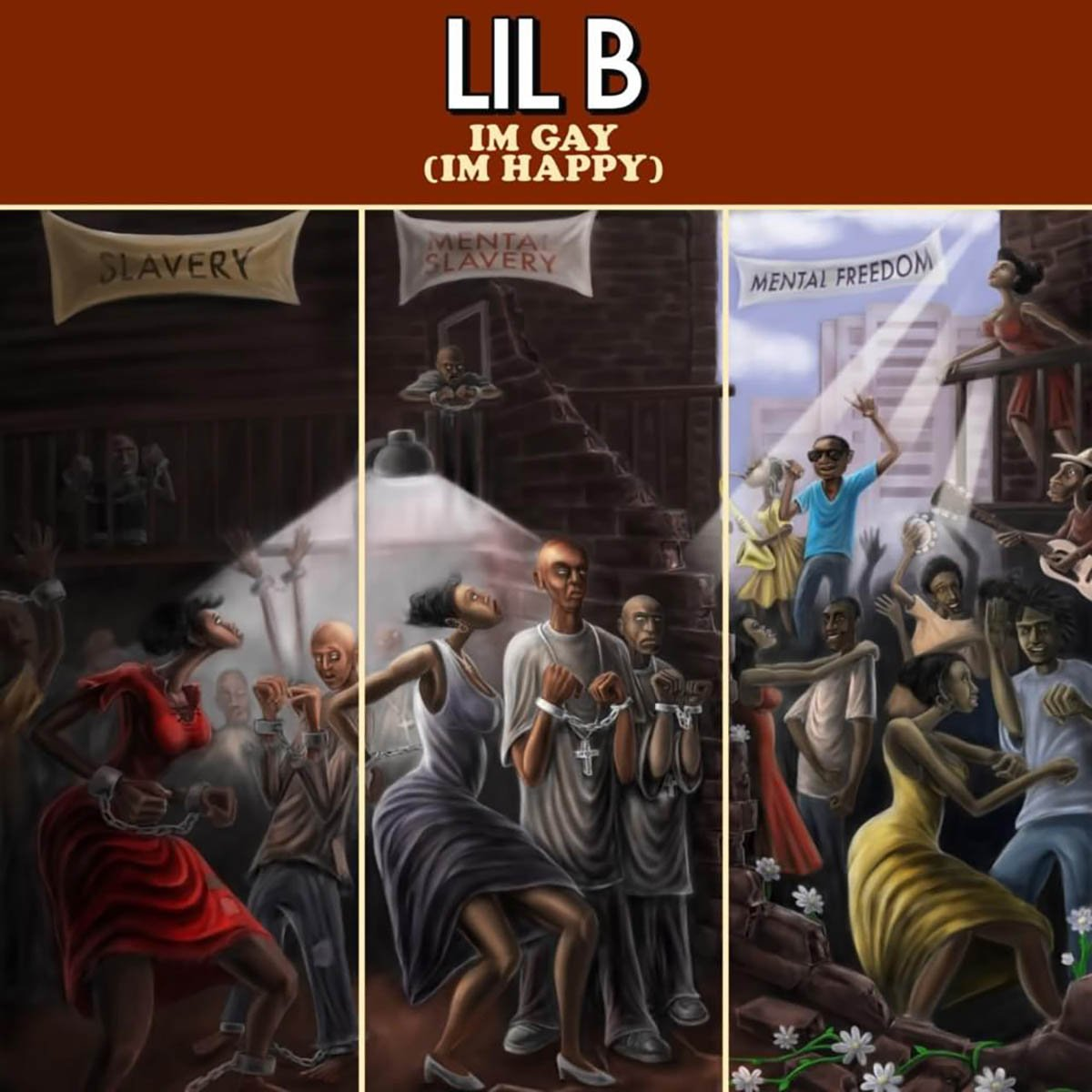 Lil B, I'm Gay (I'm Happy)