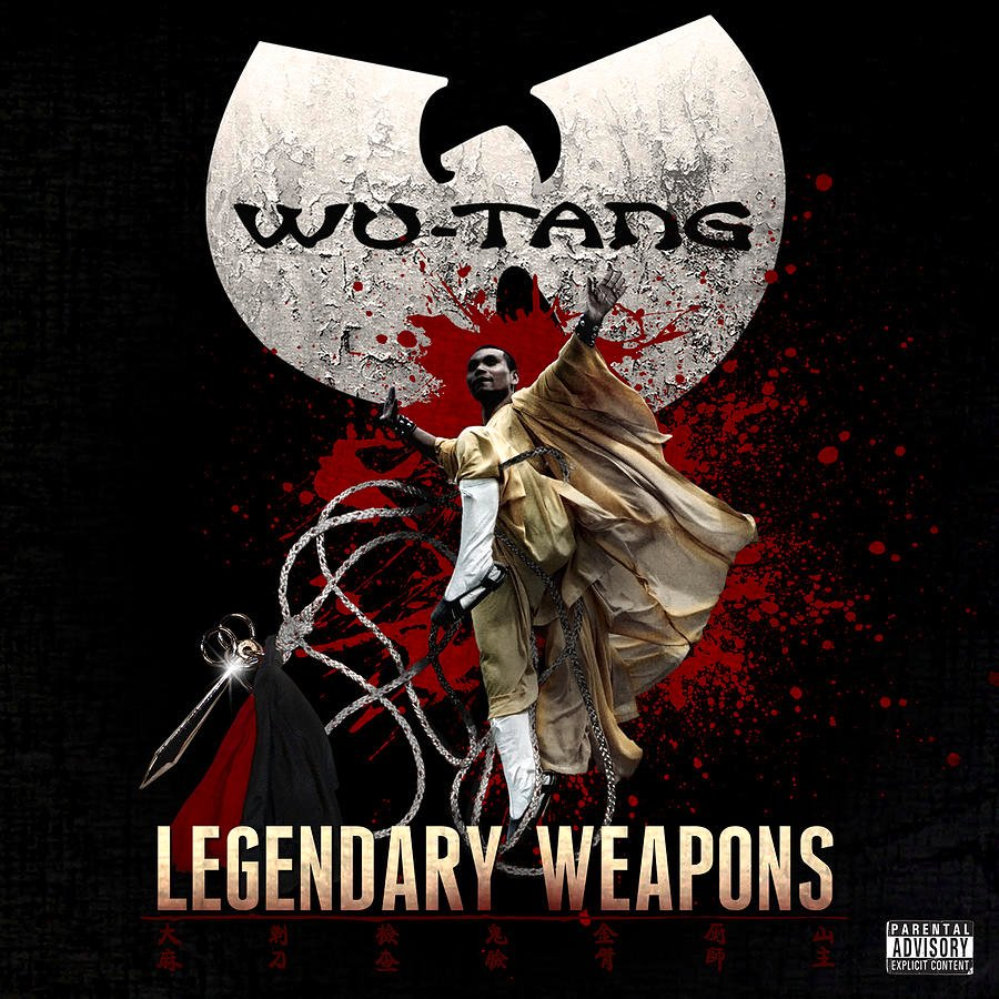 Wu-Tang Clan, Legendary Weapons