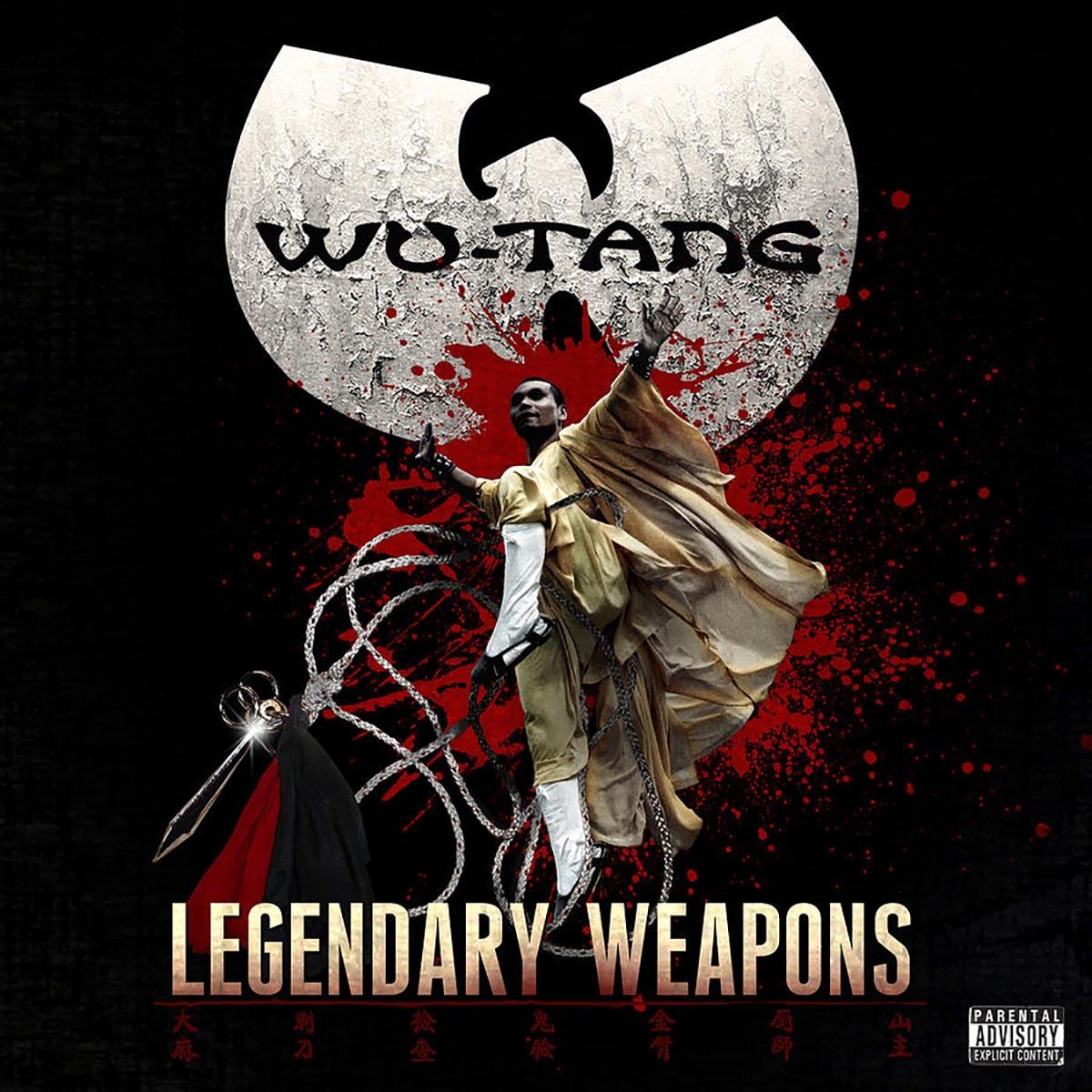 Wu-Tang Clan, Legendary Weapons