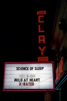 Sunday Anecdote: Barry Gifford and Wild at Heart