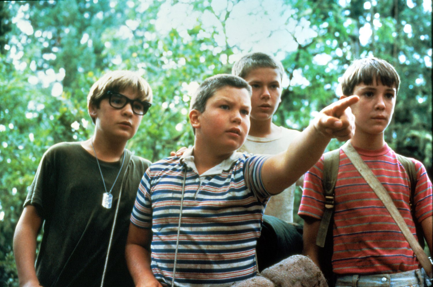 Summer of '86: I Ran All The Way Home: Stand By Me, Take One