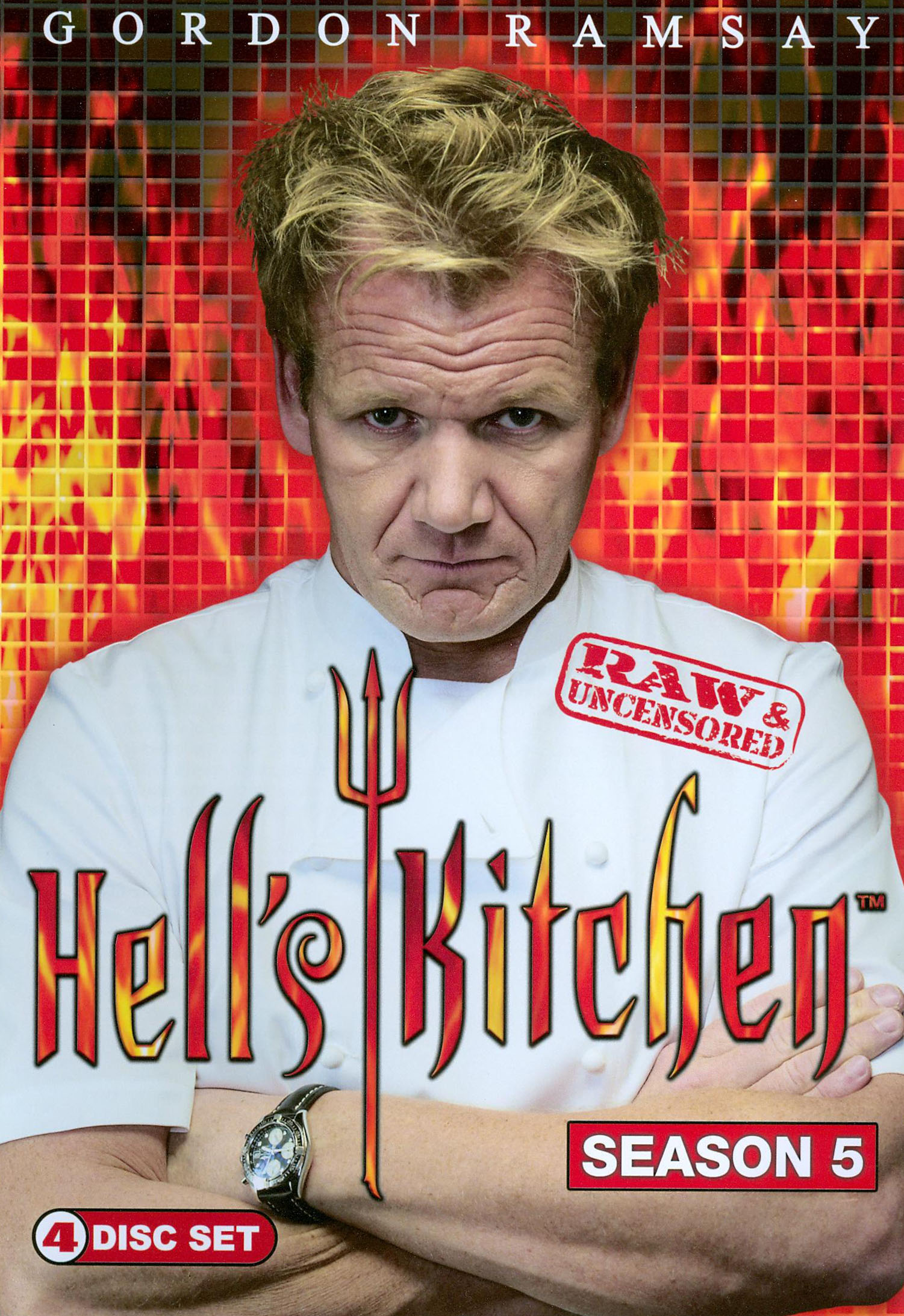 Hell's Kitchen: Season Five