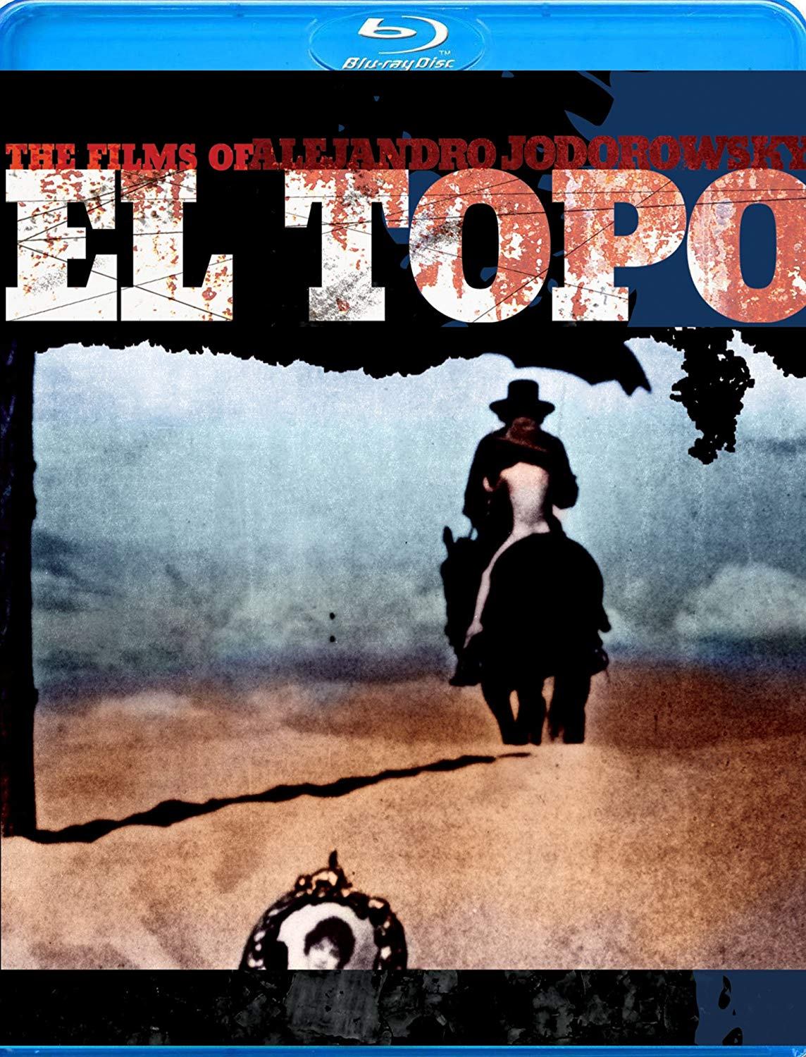 1c12daed57c2 El Topo, written and directed by Alejandro Jodorowsky, translates to The  Mole, and there s some business at the top of the film about a mole digging  into ...