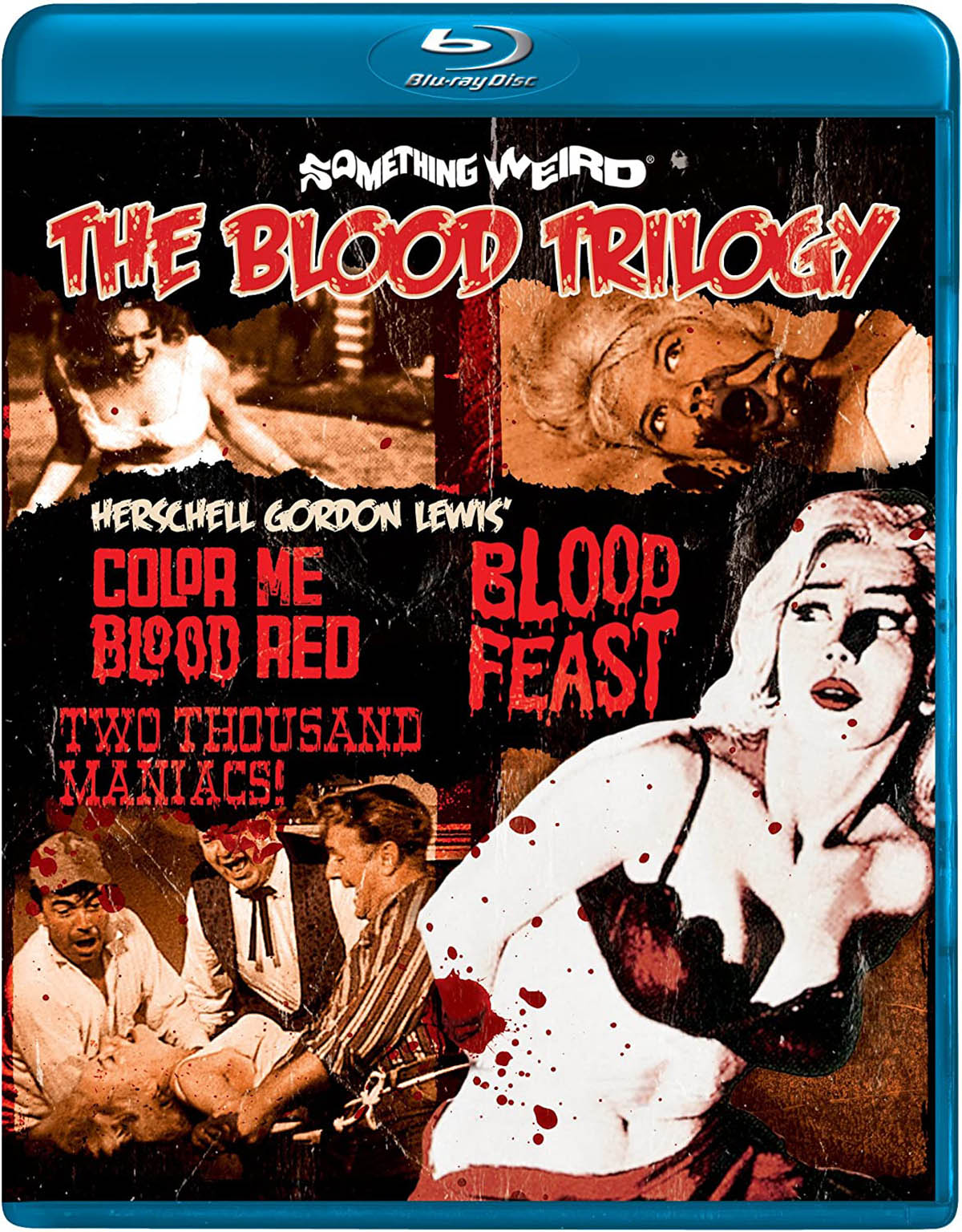Blu-ray Review: The Blood Trilogy - Slant Magazine