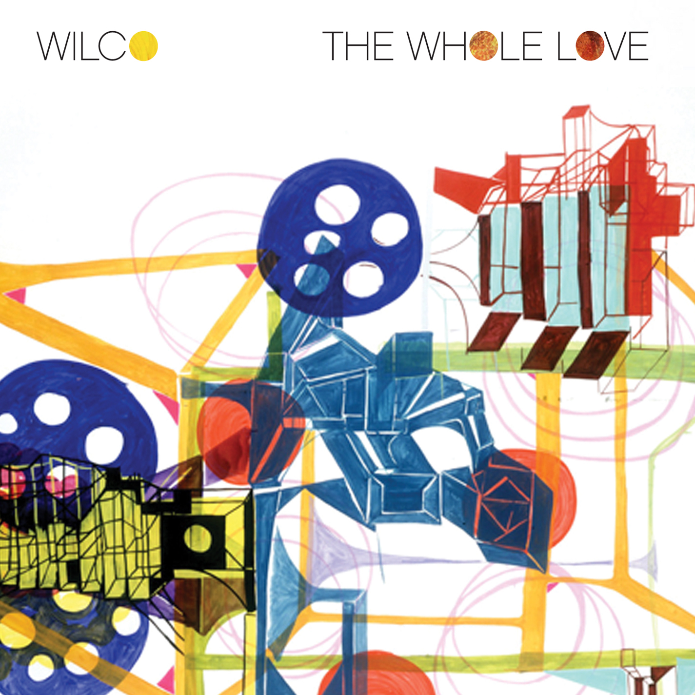 Wilco, The Whole Love