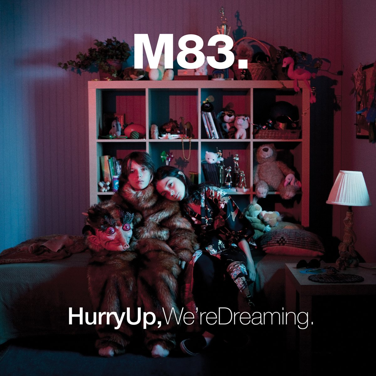 M83, Hurry Up, We're Dreaming