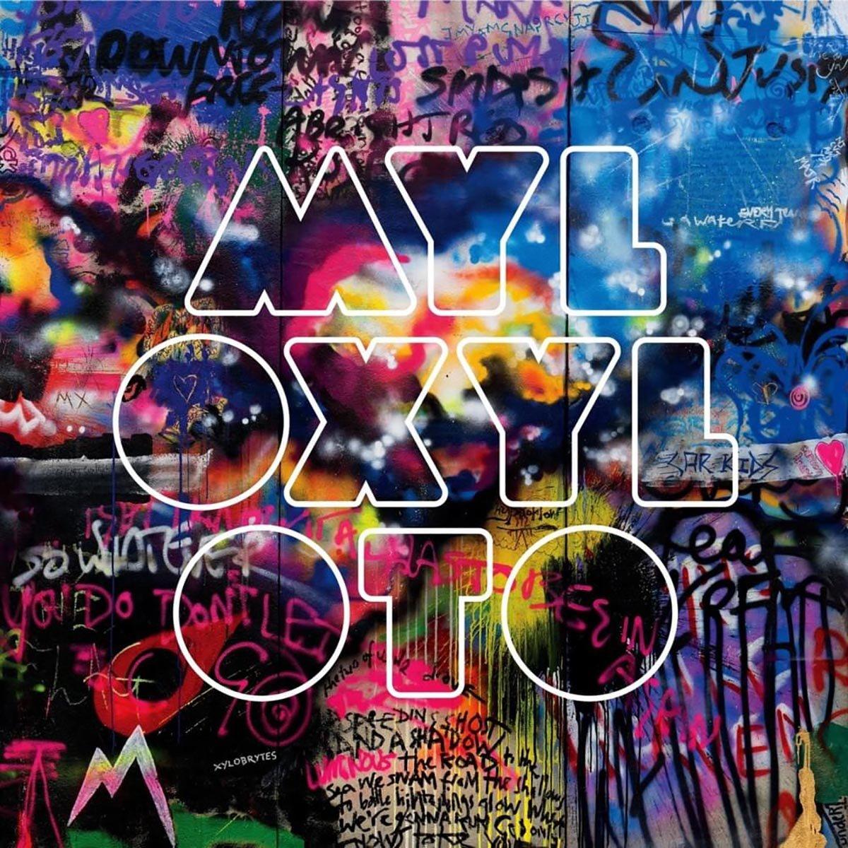 Coldplay, Mylo Xyloto