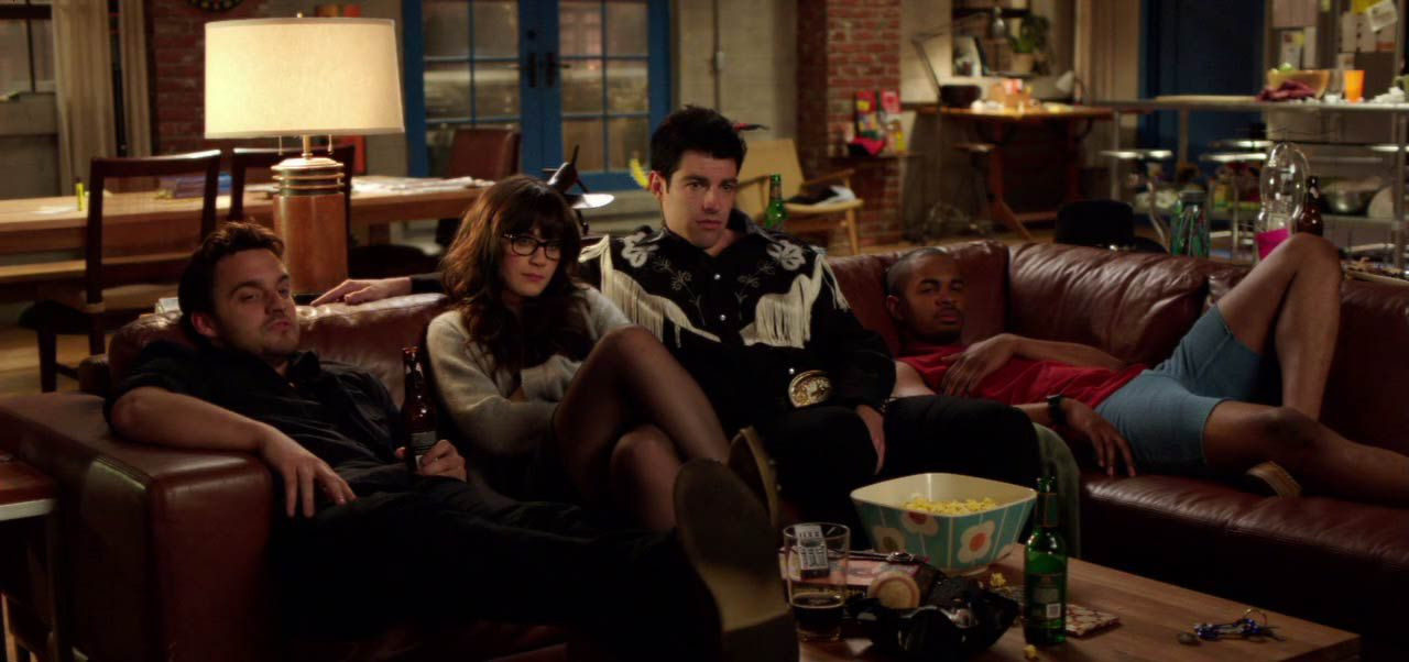 870a66cd5e72a Review: New Girl: Season One - Slant Magazine