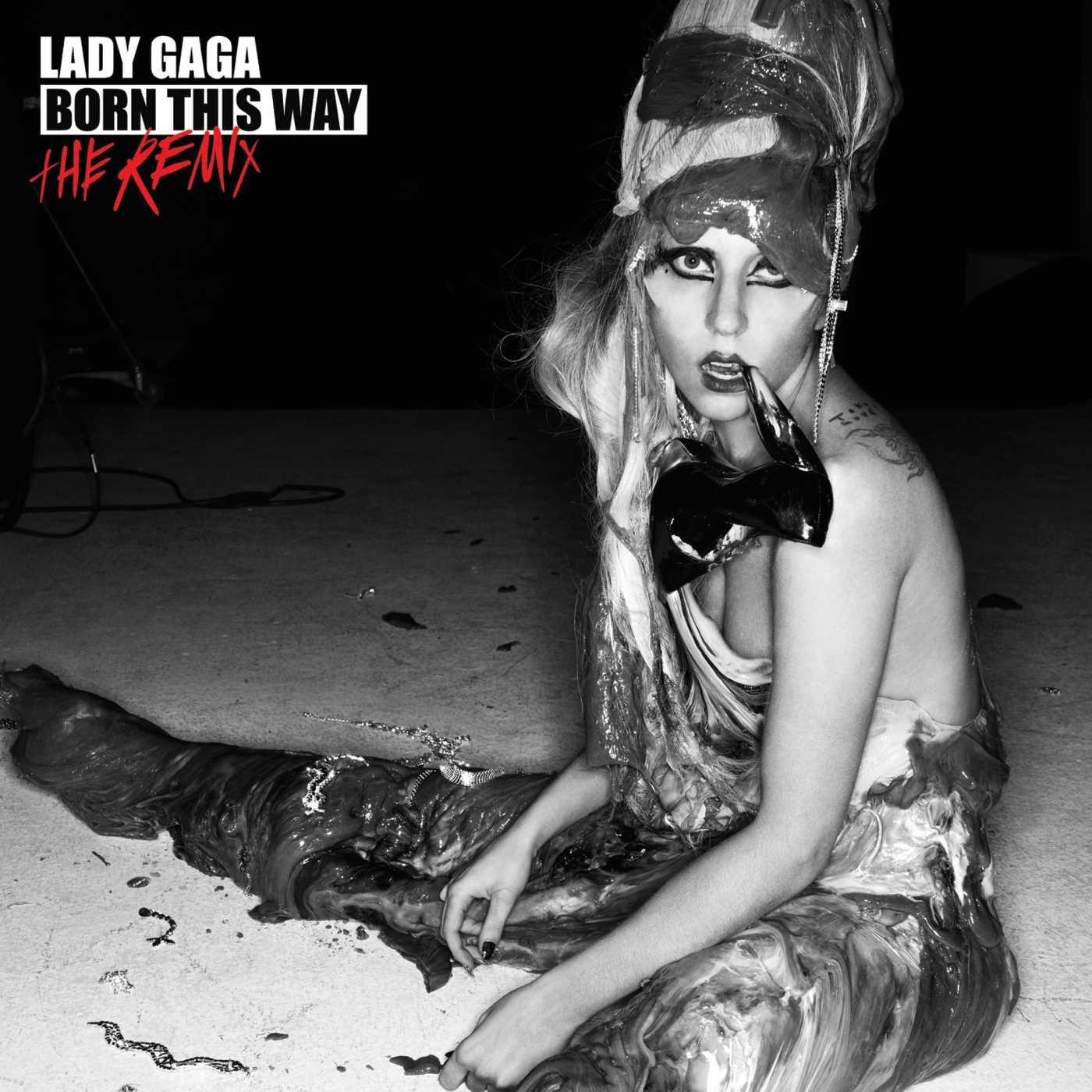 Lady Gaga, Born This Way: The Remix