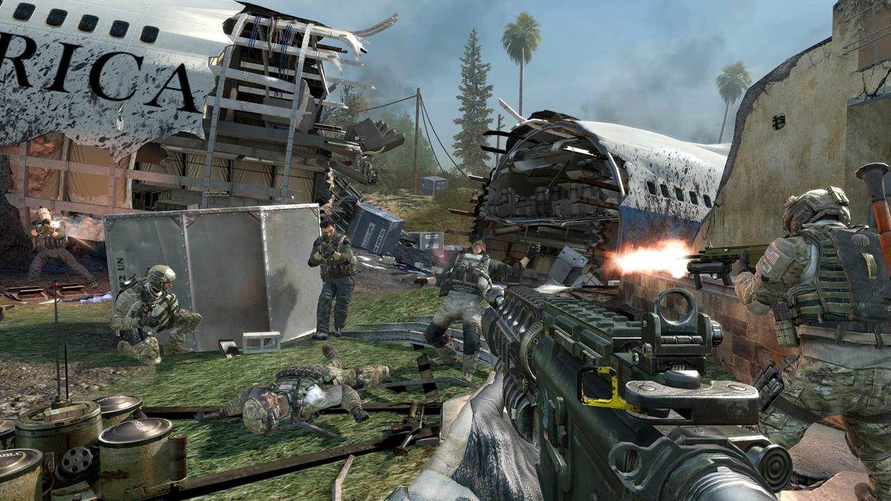 Review: Call of Duty: Modern Warfare 3 - Slant Magazine