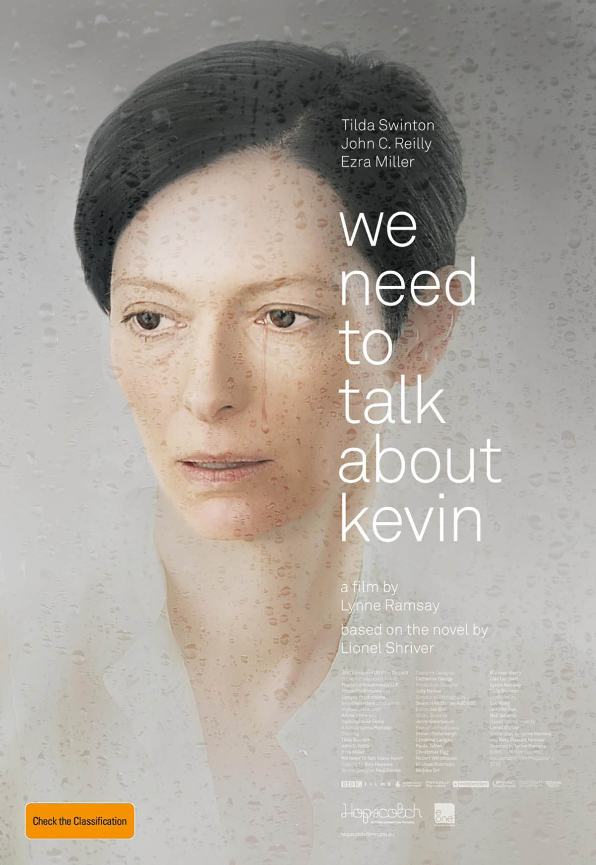 Poster Lab: We Need to Talk About Kevin