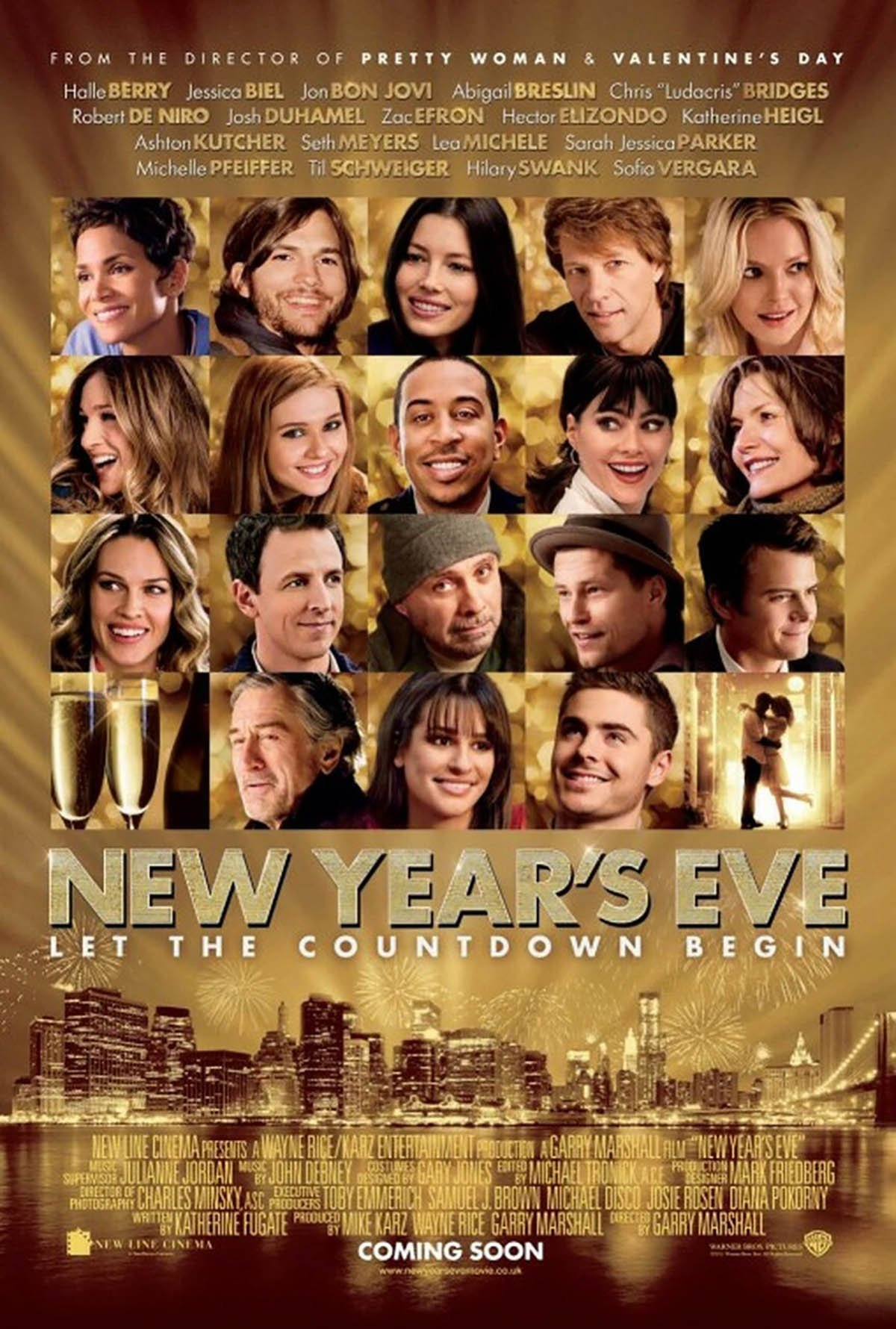 Poster Lab: New Year's Eve