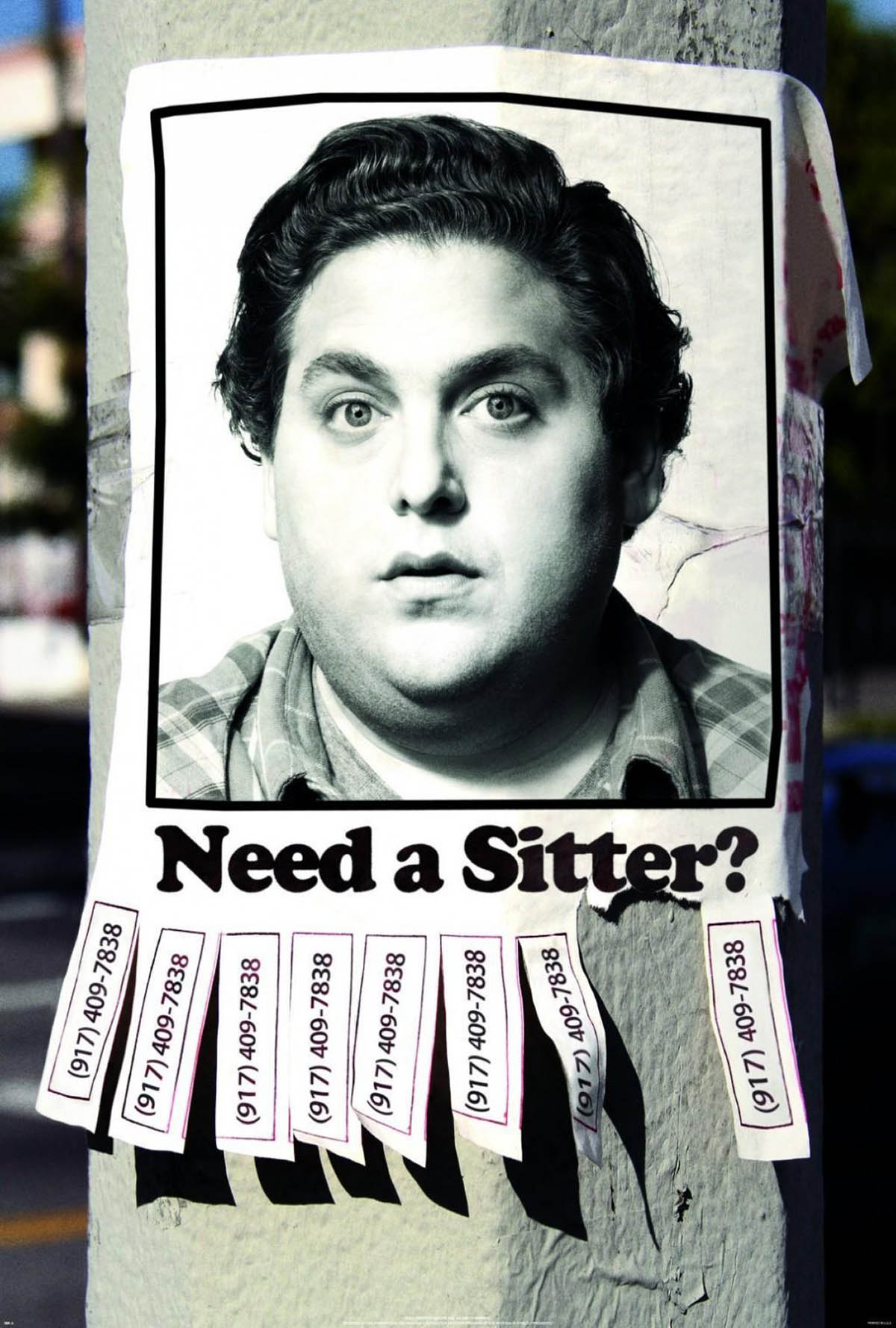 Poster Lab: The Sitter