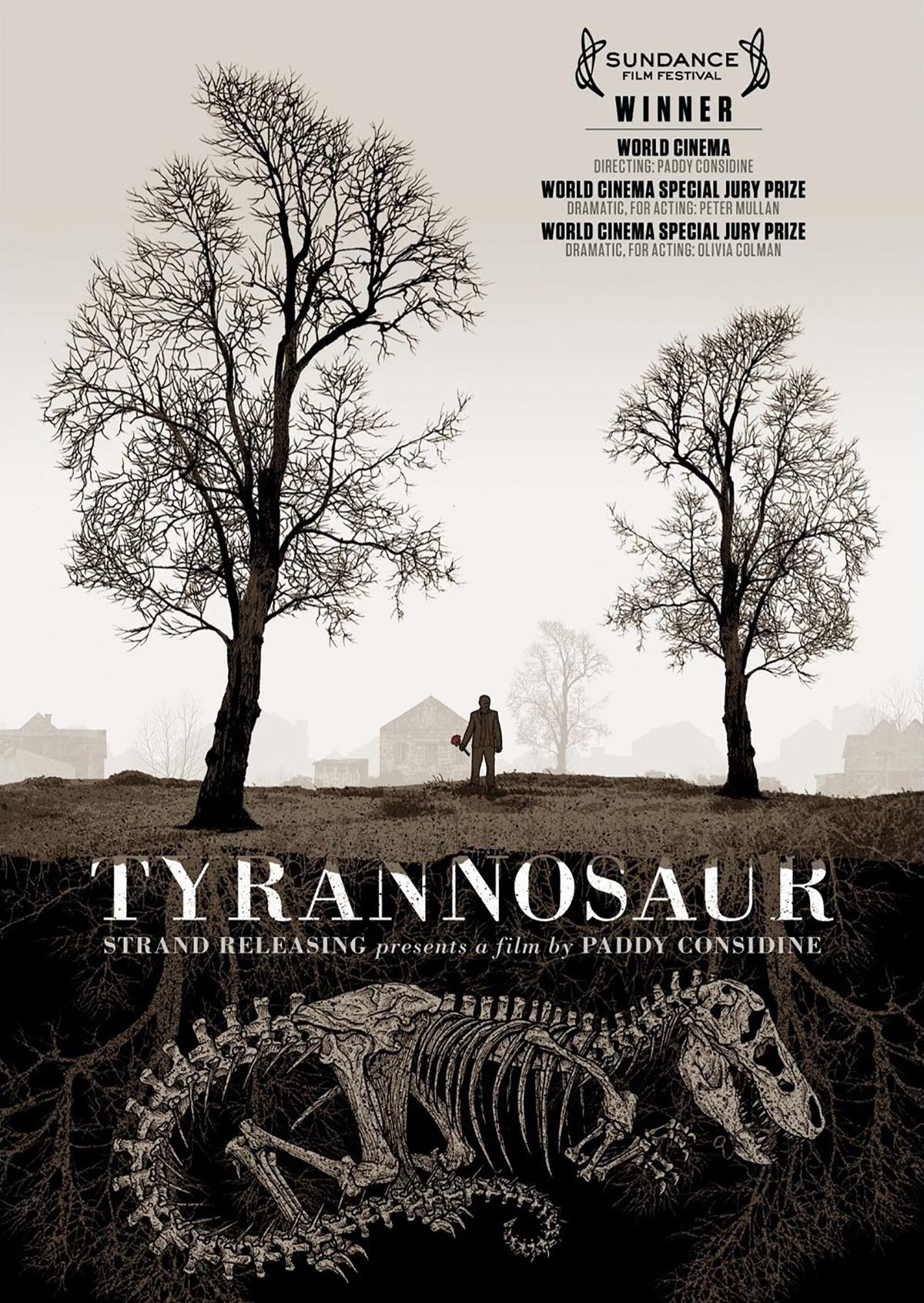 Poster Lab: Tyrannosaur