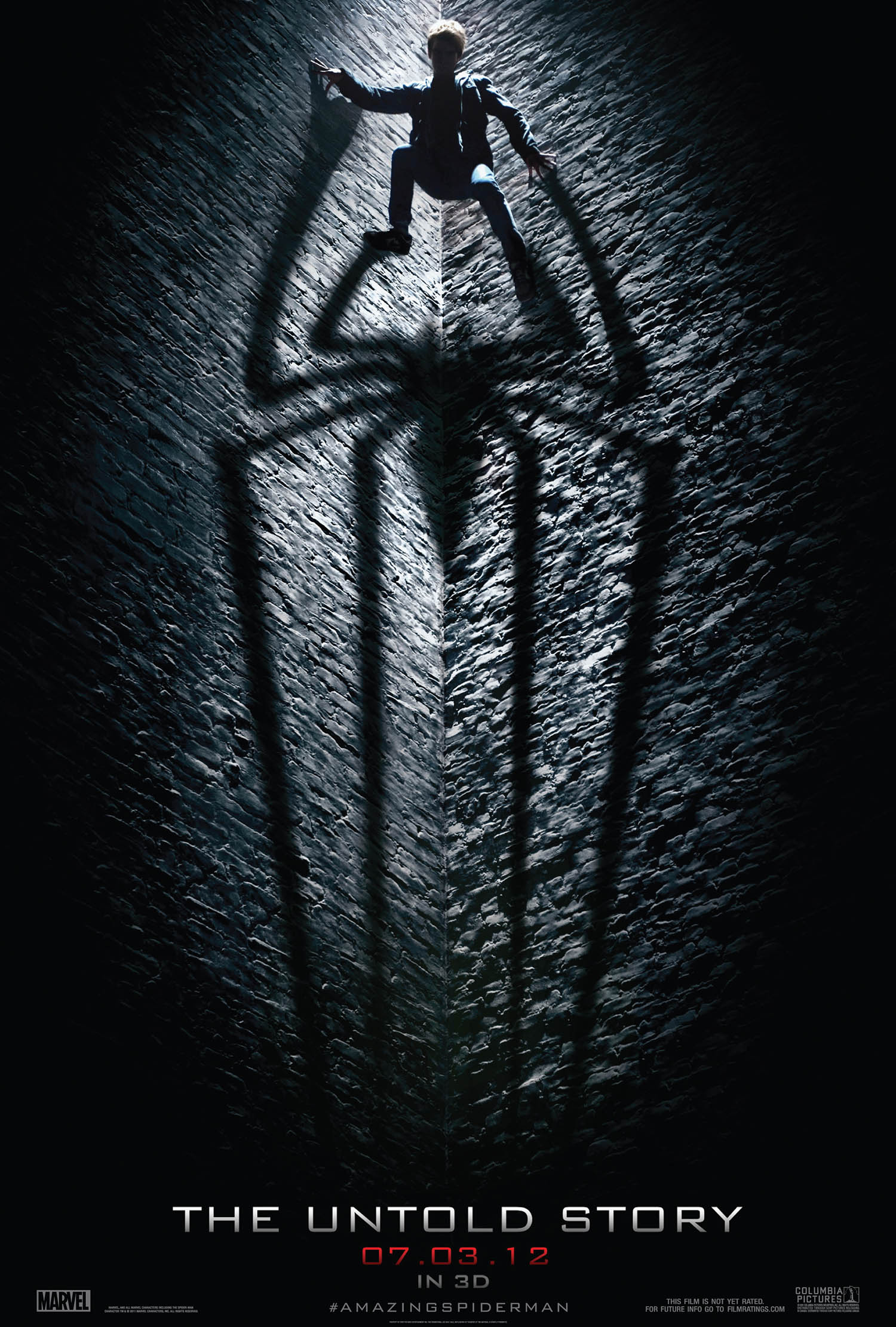 Poster Lab: The Amazing Spider-Man and The Dark Knight Rises