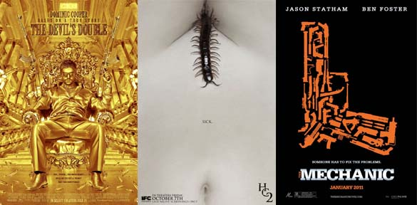 Poster Lab: The Best Movie Posters of 2011