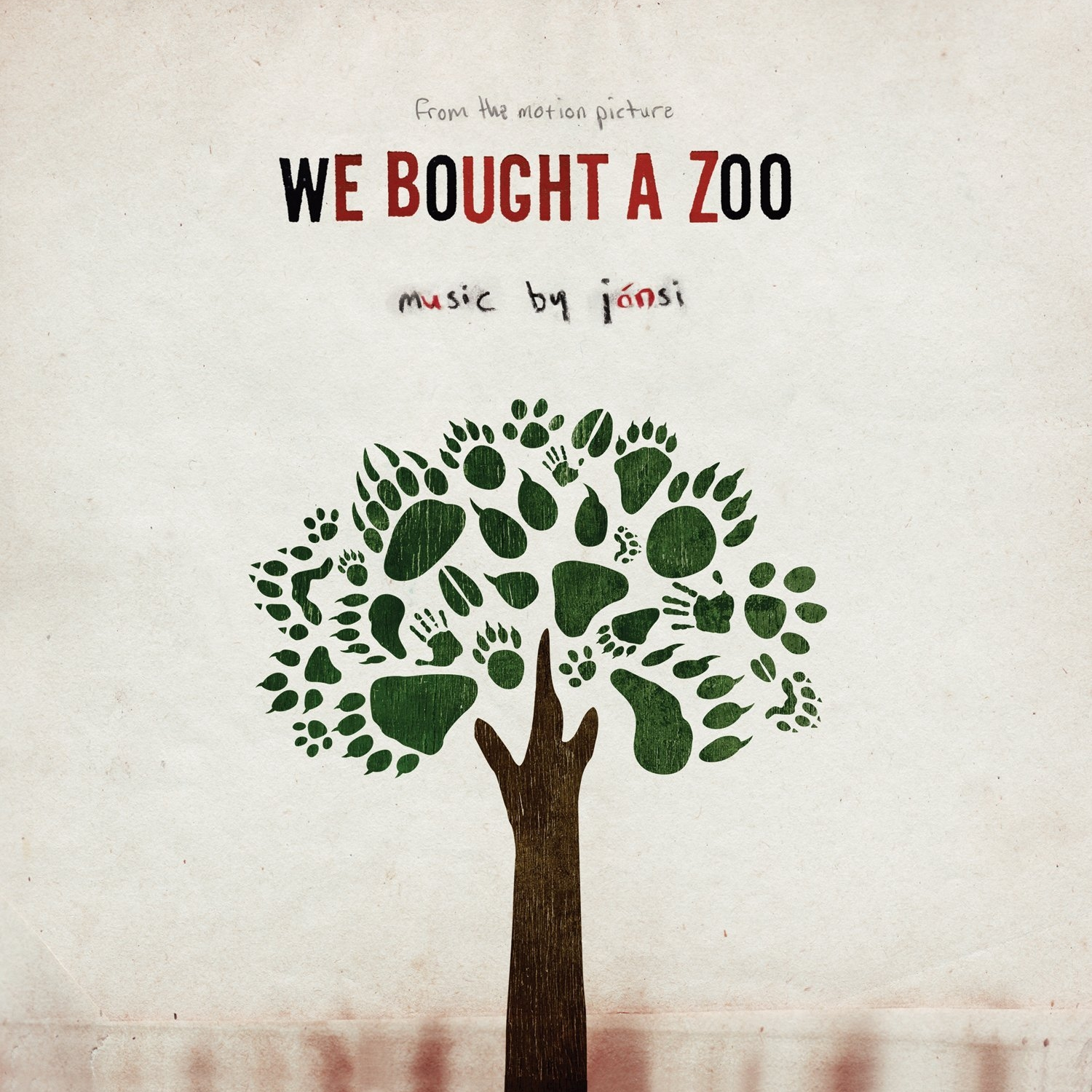 Original Soundtrack, We Bought a Zoo