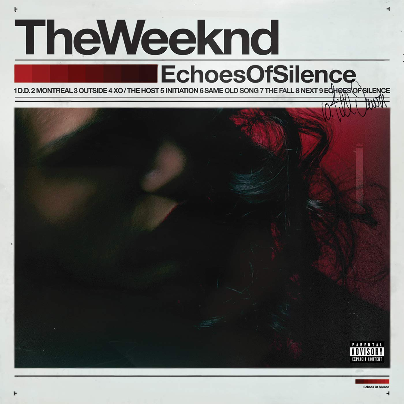 The Weeknd, Echoes of Silence