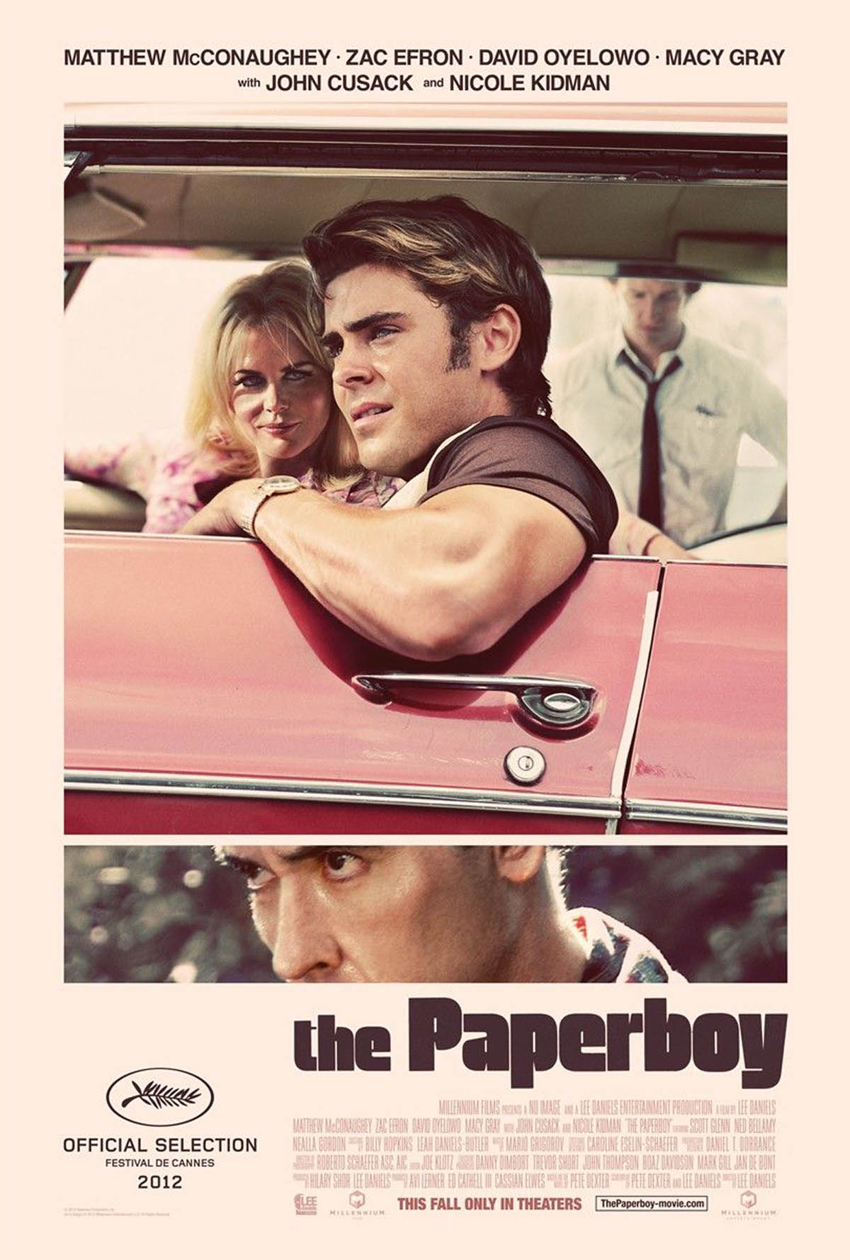 Poster Lab: The Paperboy