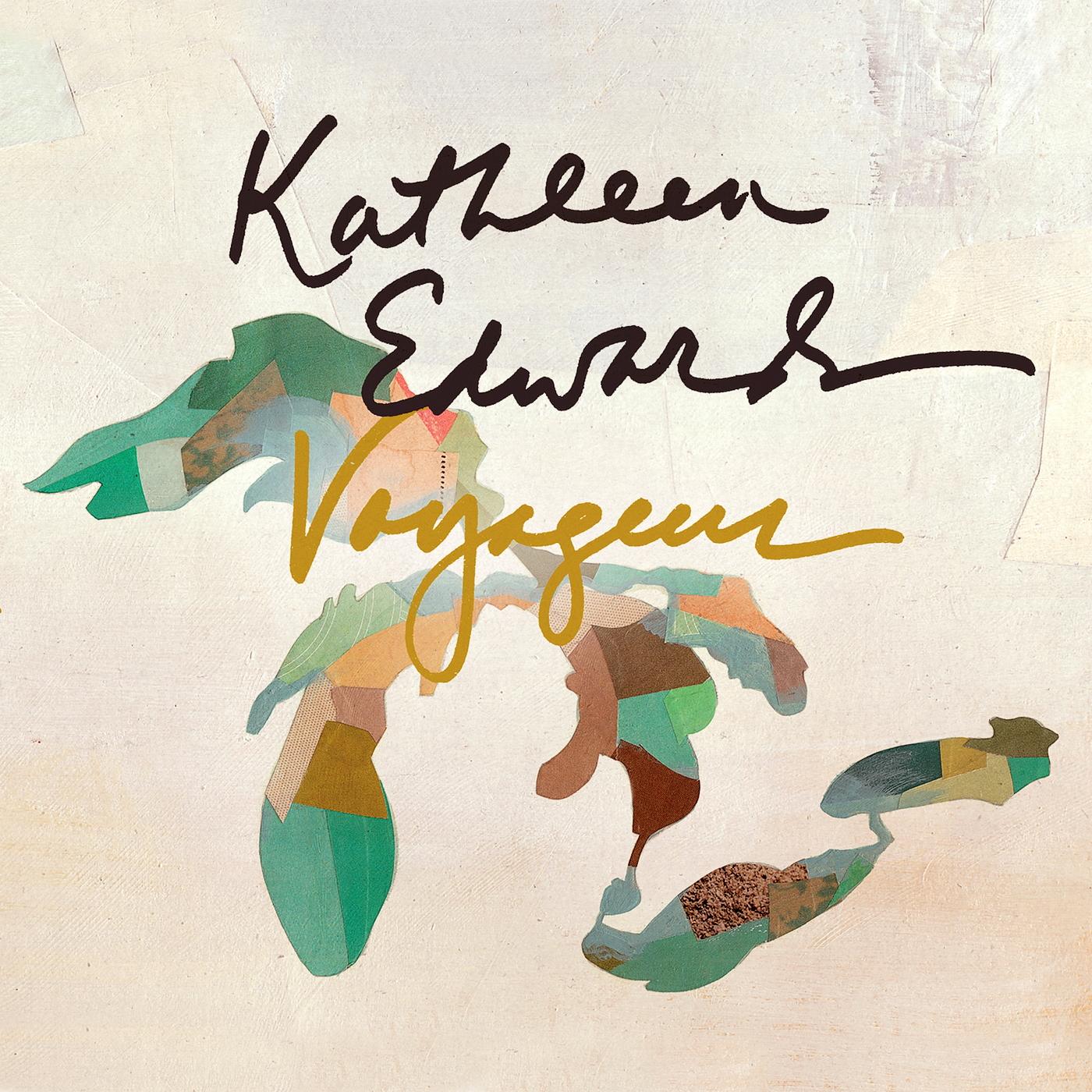 Kathleen Edwards, Voyageur