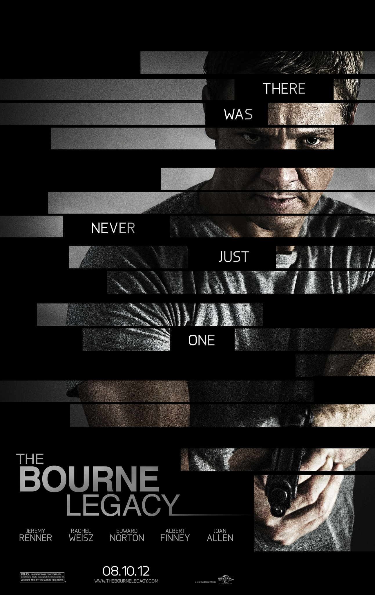 Poster Lab: The Bourne Legacy