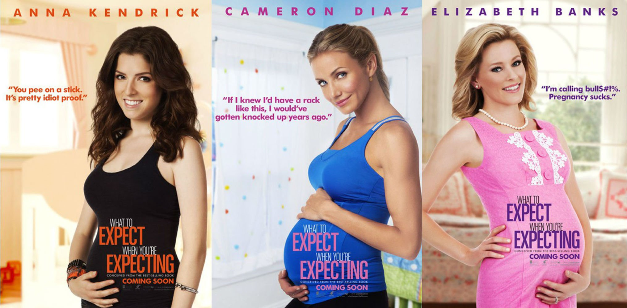 Poster Lab: What to Expect When You're Expecting