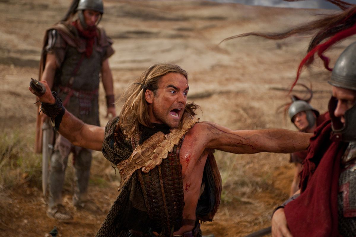Spartacus: Season Two